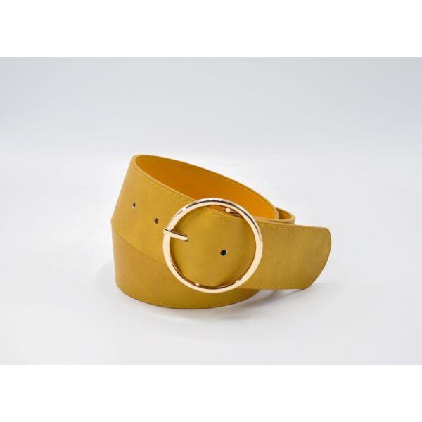 Mustár sárga  öv
