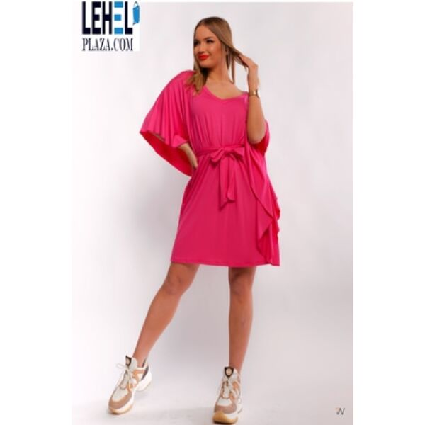 Pink pamut lepel ruha
