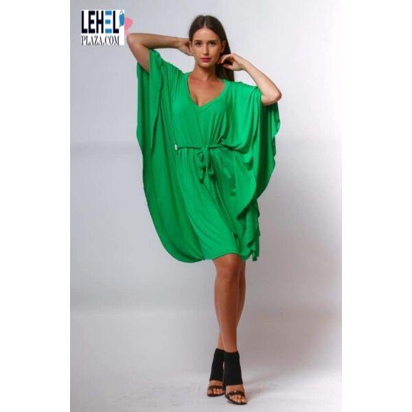 Zöld pamut lepel ruha