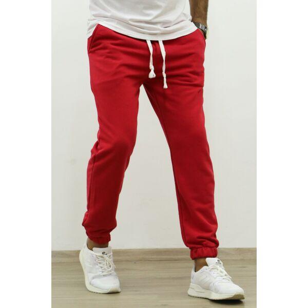Piros melegítő nadrág