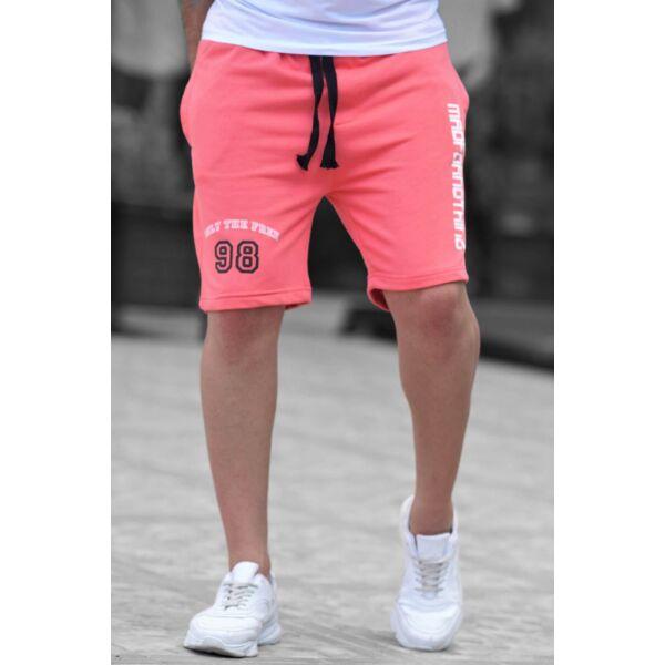 Rózsaszín rövid nadrág