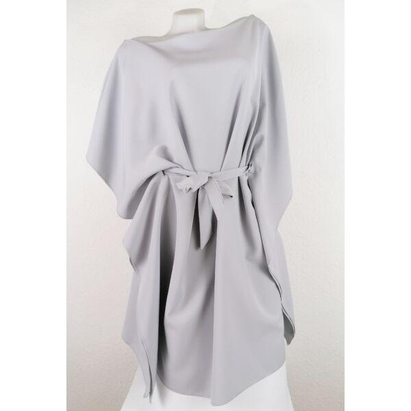 Szürke színű lepel ruha