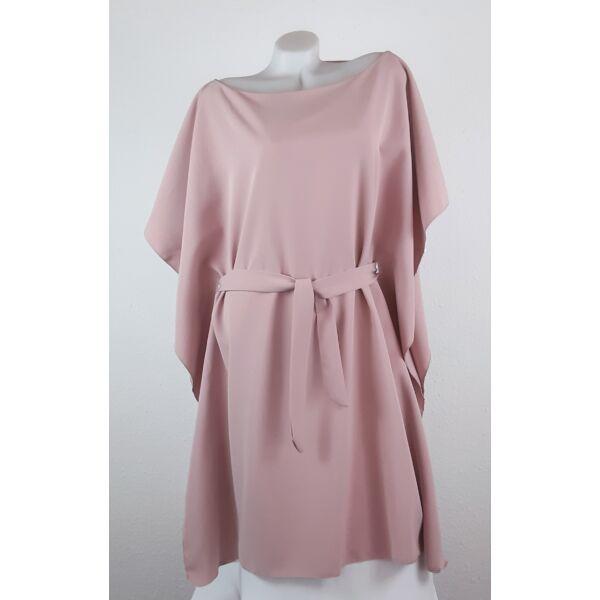 Mályva színű lepel ruha