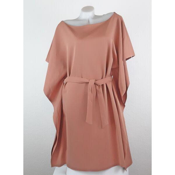 Tűdő színű lepel ruha
