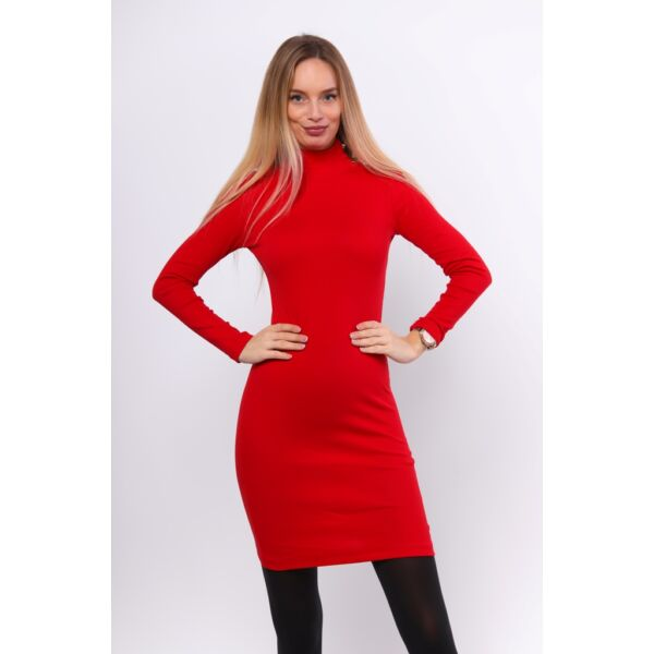 Piros mini ruha