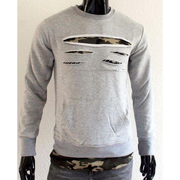 Madmext-Egyedi stílusú pulóver