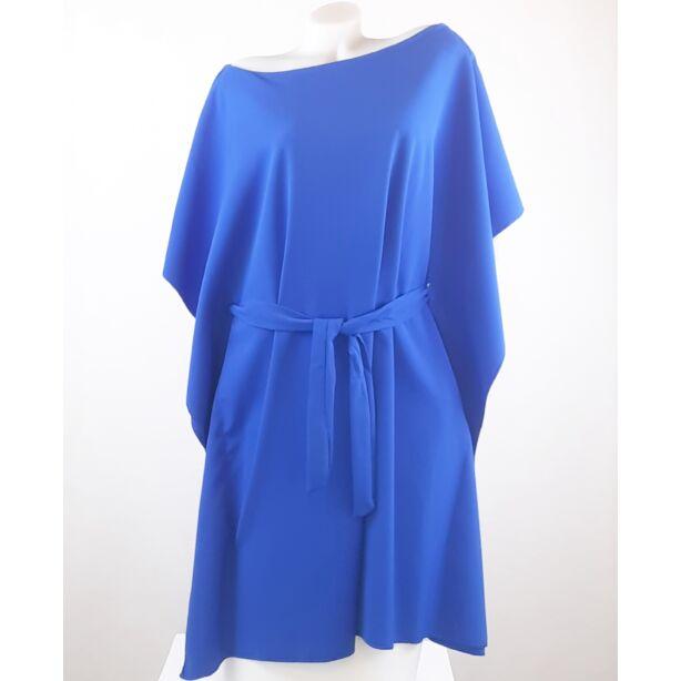 Király kék lepel ruha