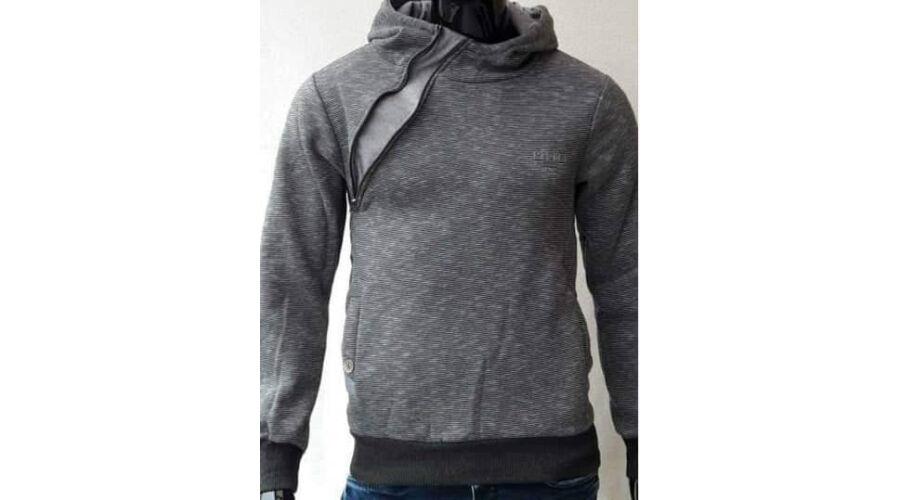 Madmext-Egyedi stílusú pulóver - Férfi kapucnis pulóverek c06f9af5e5
